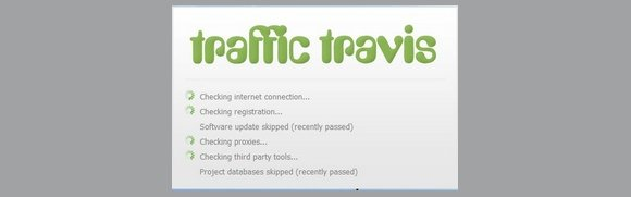 Logiciel de SEO Traffic Travis